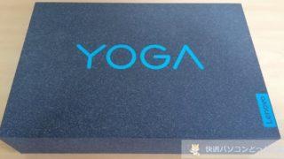 Lenovo Yoga S740レビュー