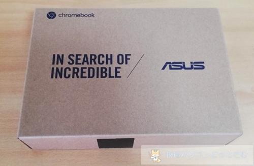 ASUS Chromebook Detachable CM3レビュー
